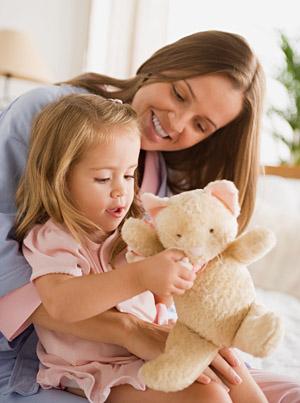 Воспитание ребенка 2-3 лет